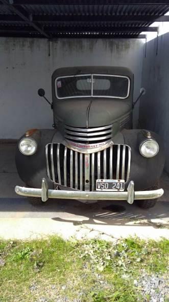 Auto Chevrolet 1942