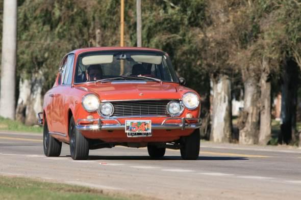 Car Fiat 1600