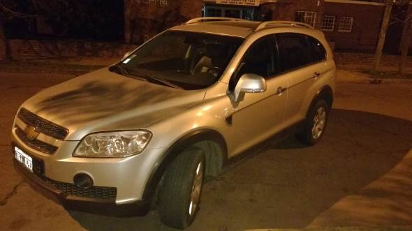 Car Chevrolet Captiva LTZ Diesel