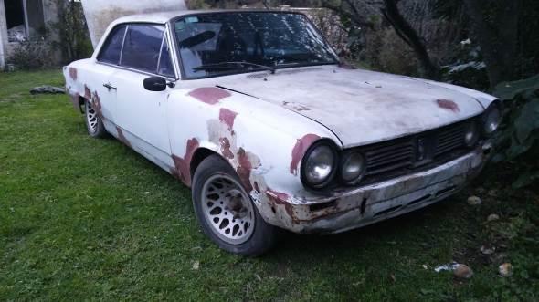 Car Torino GS 200