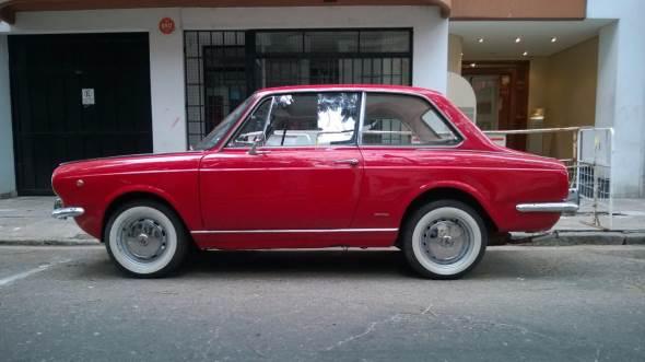 Auto Fiat Coupé 800