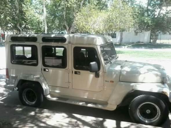 Car Jeep 1960