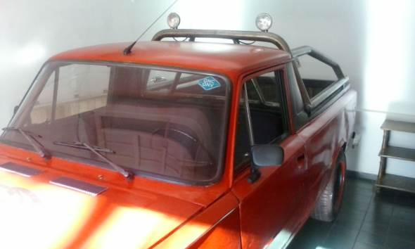 Car Fiat Mirafiori 1982
