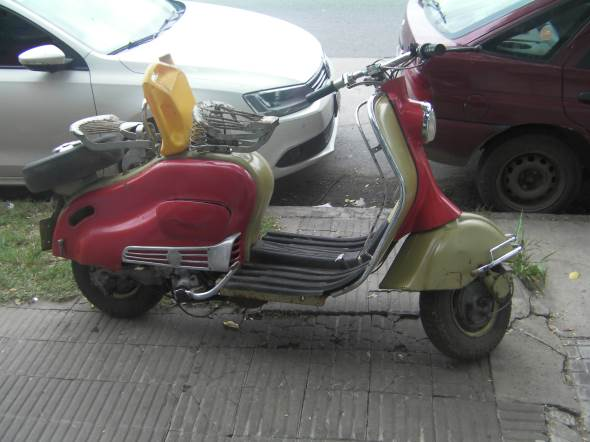 Lambretta 1960 Motorcycle