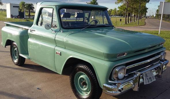 Auto Chevrolet 1966