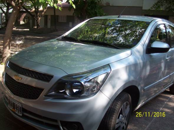 Car Chevrolet Agile Ltz Spirit