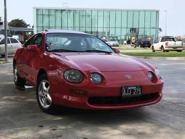 Auto Toyota Célica GT