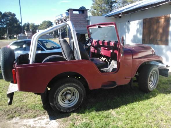 Car Jeep 1961