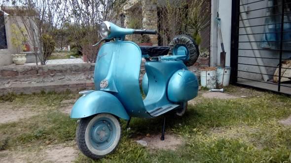 Vespa Vb1 Motorcycle