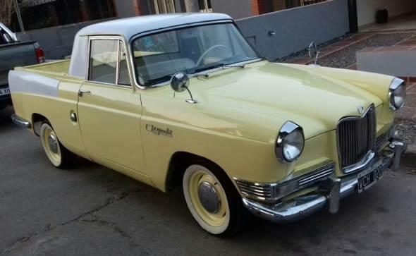 Car Siam Argenta 1963