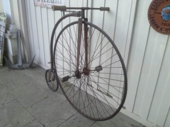 Bicicleta Velocipedo