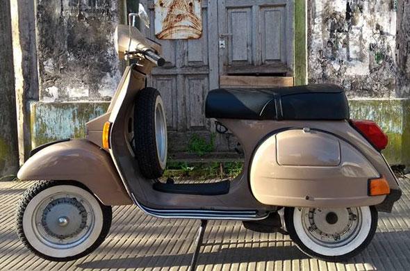 Moto Vespa LML  A1