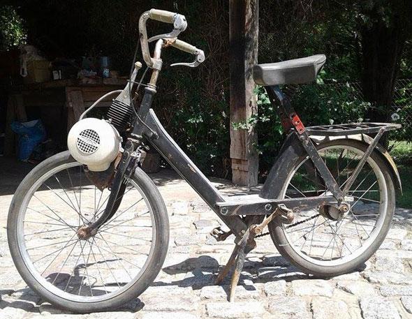 Moto Velosolex 1961