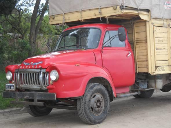 Auto Bedford 1961