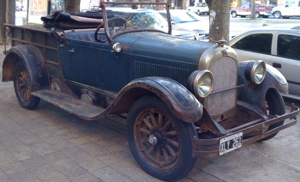 Auto Chrysler 1924
