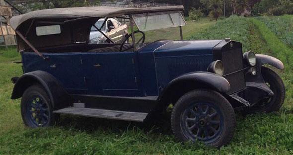 Auto Fiat 503 Lusso