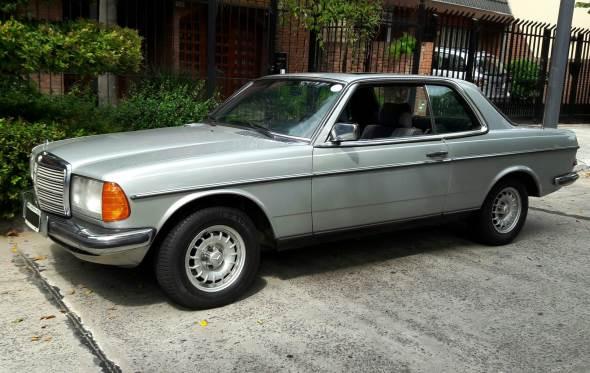 Auto Mercedes Benz 230 CE 1981