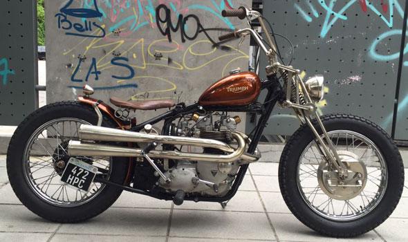 Triumph Trophy 65 Motorcycle