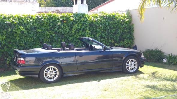 Car BMW 328 Cabriolet 1996