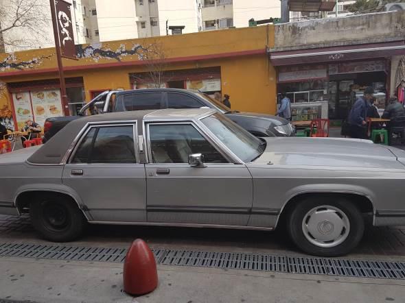 Car Mercury Grand Marquise