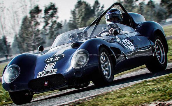 Car Lotus Eleven