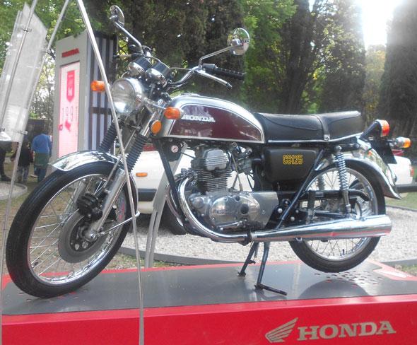 Honda CB125 1974 Motorcycle