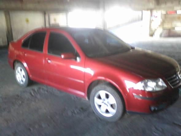 Car Volkswagen Bora 2.0 2009