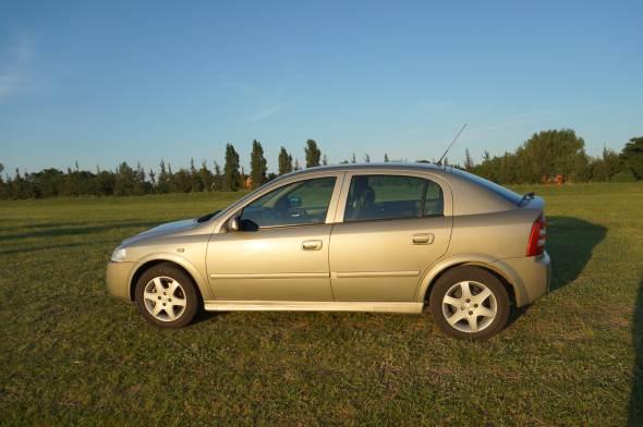 Auto Chevrolet Astra Ii Gl 8v