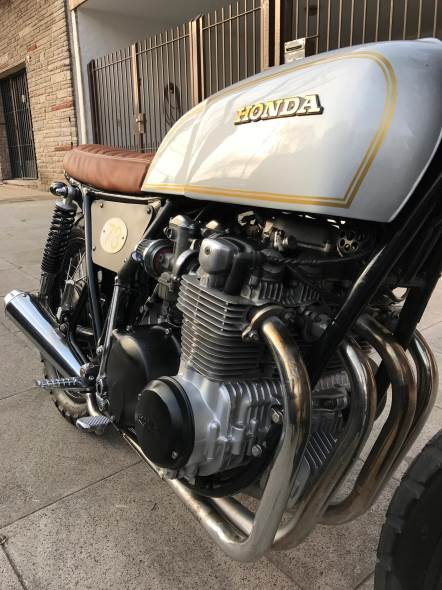 Honda CB550 Four K Motorcycle