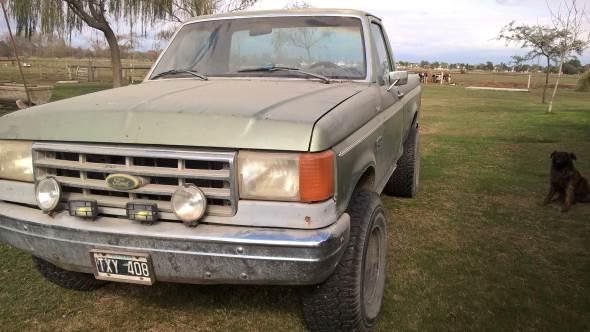 Car Ford F 150
