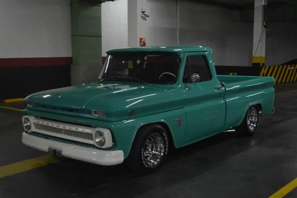 Auto Chevrolet C10 1964