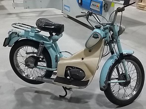 Moto Zanella Bambina 48