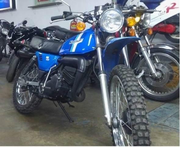 Kawasaki Ke 125 1981 Usd 5500 98329