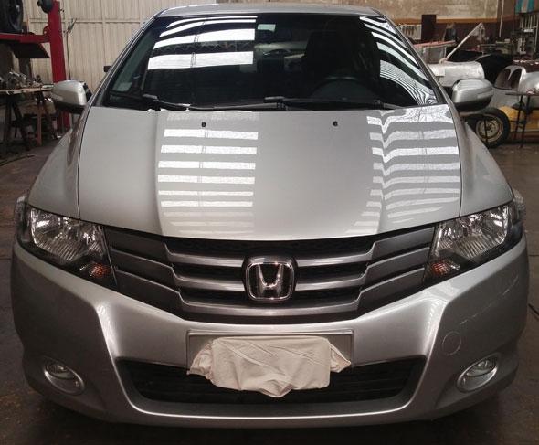 Auto Honda City