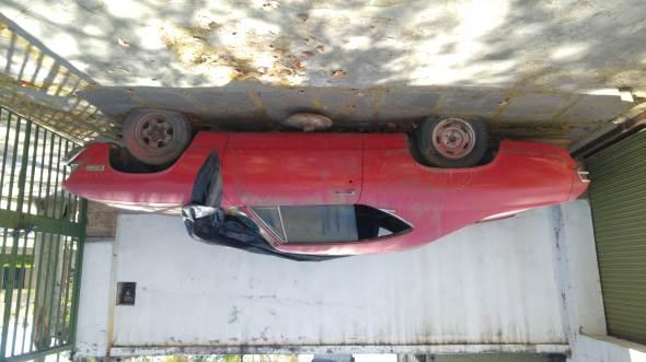 Auto Chevrolet Chevelle Malibú