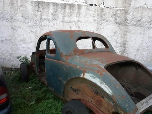 Auto Ford Coupé 1938