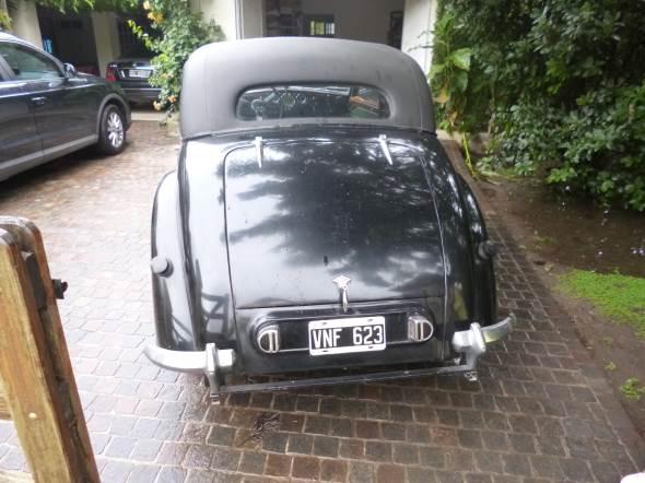 Car Riley 1947