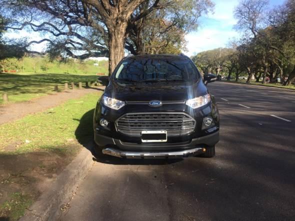 Auto Ford Ecosport Titanium 1.6l Mt N