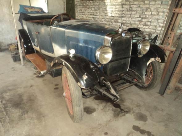 Auto Erskine 1927