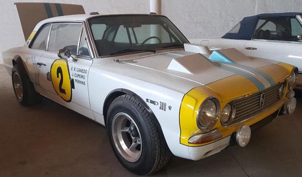 Auto Torino Nurgburgring 1969