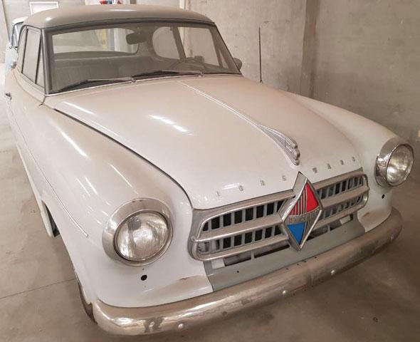 Car Borgward Isabella 1961