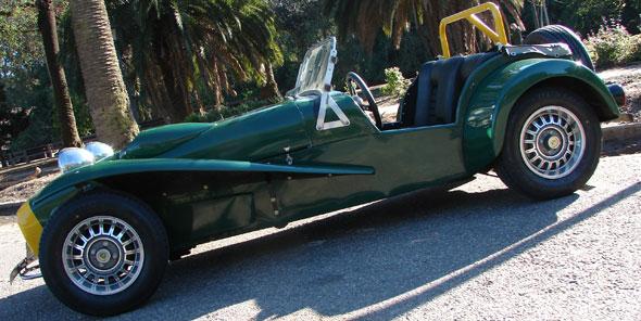 Auto Lotus Seven