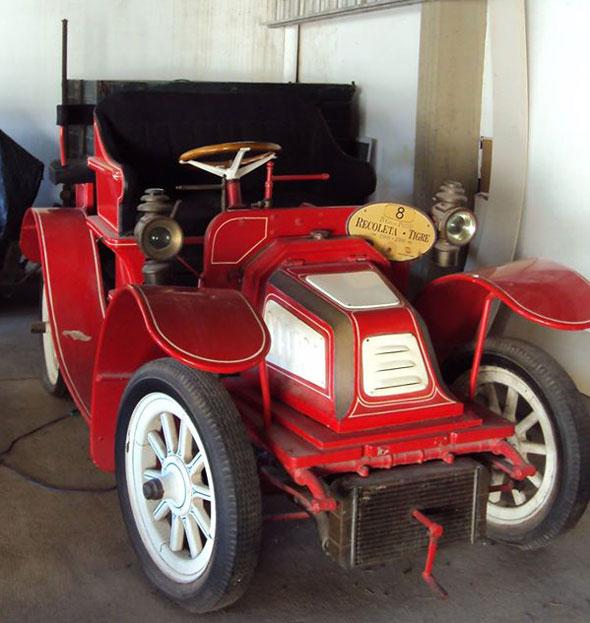 Auto Renault J 1903