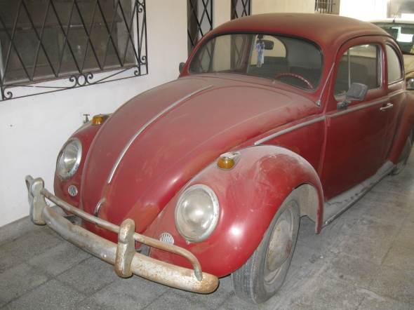 Car Volkswagen 1957