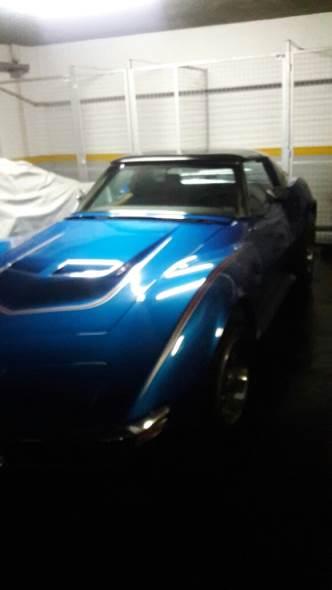Auto Chevrolet Camaro Descapotable