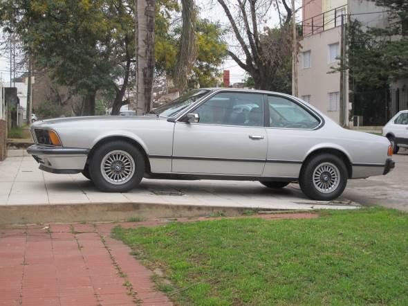 Auto BMW 633 CSI