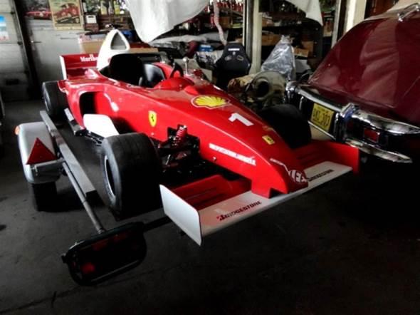 Auto Ferrari 2002