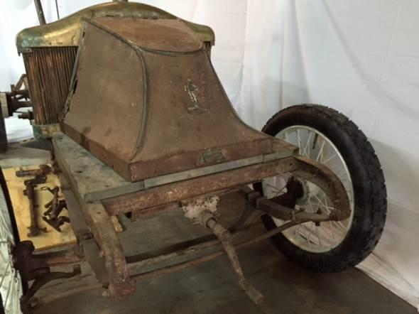 Auto Clement Bayard 1911