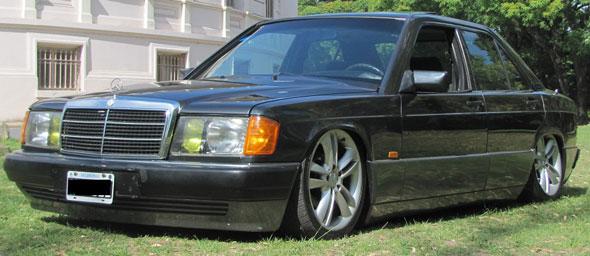 Auto Mercedes Benz 1993