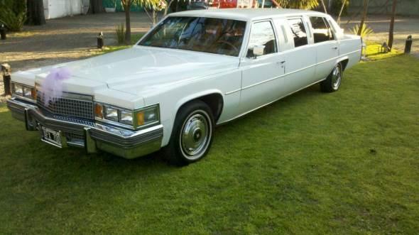 Auto Cadillac 1979